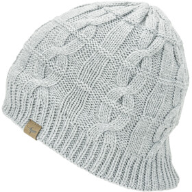 Sealskinz Waterproof Cold Weather Gebreide Beanie, grey marl